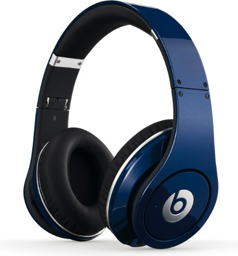 Beats Studio Over-Ear Headphone (Blue)
