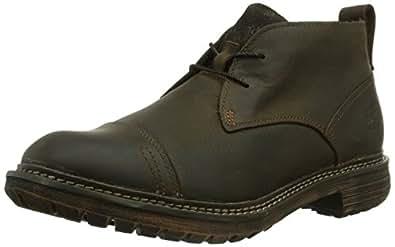 Timberland EK Tremont FTM_Tremont Chukka, Herren Chukka Boots, Braun (DARK BROWN), 41 EU