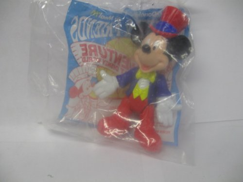 McDonalds Happy Meal Toy Vintage Mickey & Friends Mickey in USA NEW - 1