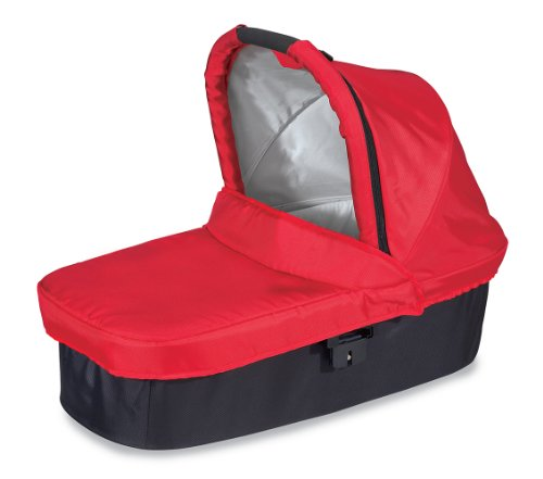 Britax-B-Ready-Stroller-Bassinet-Red