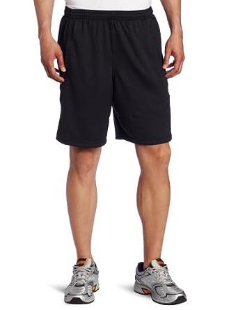 Champion Men's Double Dry Eco Training Short, Black, XX-Large