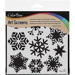 Bulk Buy: Clearsnap (3-Pack) ColorBox Screens 6\'X6\' Blizzard CB SCRNS-85012