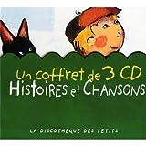 echange, troc Compilation, Henri Salvador - Coffret 3 CD : Histoires Et Chansons