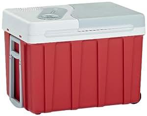 mobicool w40 k hlbox w40 12 230 volt 40 liter rot auto. Black Bedroom Furniture Sets. Home Design Ideas