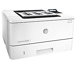 HP LaserJet Pro M403dn with Auto-Duplex & Network