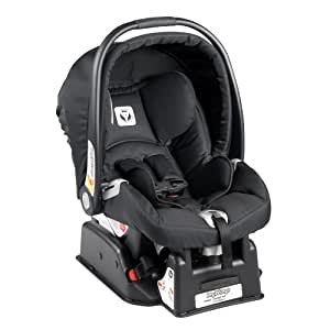 Peg-Perego Primo Viaggio SIP 30/30 Infant Car Seat, Black (Discontinued by Manufacturer) (Discontinued by Manufacturer)