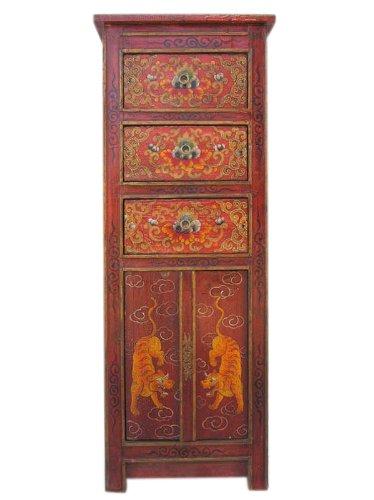 China schlanker halbhoher cajón armario 1940en clásico braurot