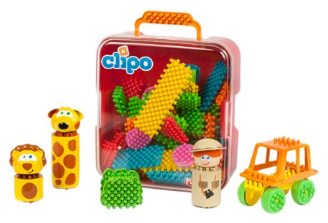Playskool Clipo Safari Case