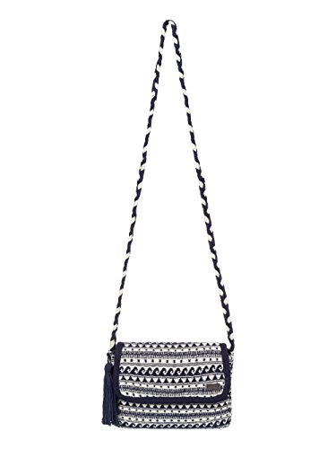 Roxy Bombay Women's Shoulder Bag Wave Jacquard Sand One Size
