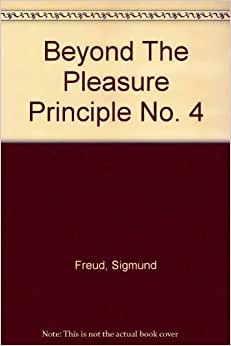 essay beyond the pleasure principle Beyond the pleasure principle and other writings has 1,729 ratings and 32 reviews mr said: this little book is indubitable proof of the breadth and dep.