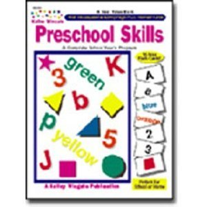 Preschool Skills - 100 Activities + 96 Flash Cards - 1