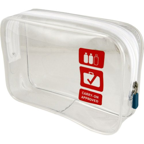 Flight 001 Clear Carry-On Quart Bag (S) (Clear) image
