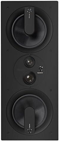Klipsch 3-Way In-Wall Home Audio Speaker