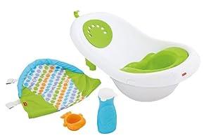 Fisher Price Sling N Seat Tub, Green Multi