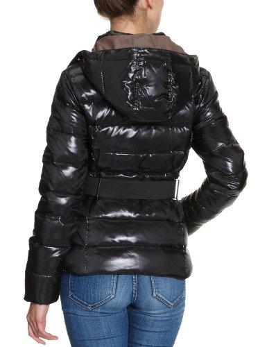 Blaumax Damen Jacke Mantova Jacket, Gr. 40 (L), Schwarz (black9 brown21a) e96726c0f0
