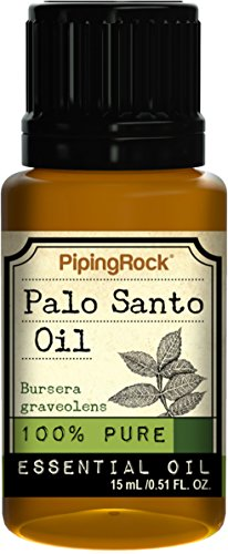 Palo Santo Essential Oil 1/2 oz (15 ml) 100% Pure -Therapeutic Grade