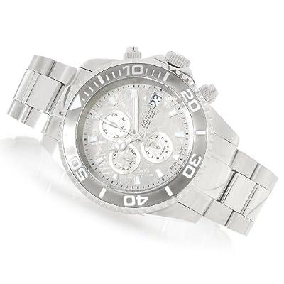 Invicta Reserve Meteorite Pro Diver Swiss Made ETA Valgranges Auto Chronograph Watch 13988