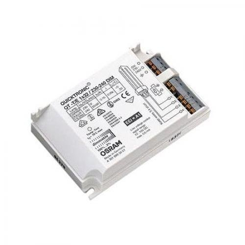 Osram Qti Dali 1X28-54 High Frequency Dimmable T5 Electronic Ballast - Runs 1X 28-54 T5 Fluorescent Tubes