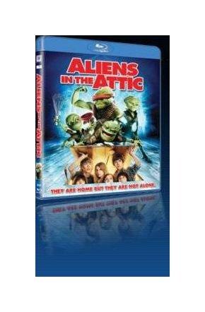 Aliens in the Attic (English audio. English subtitles)