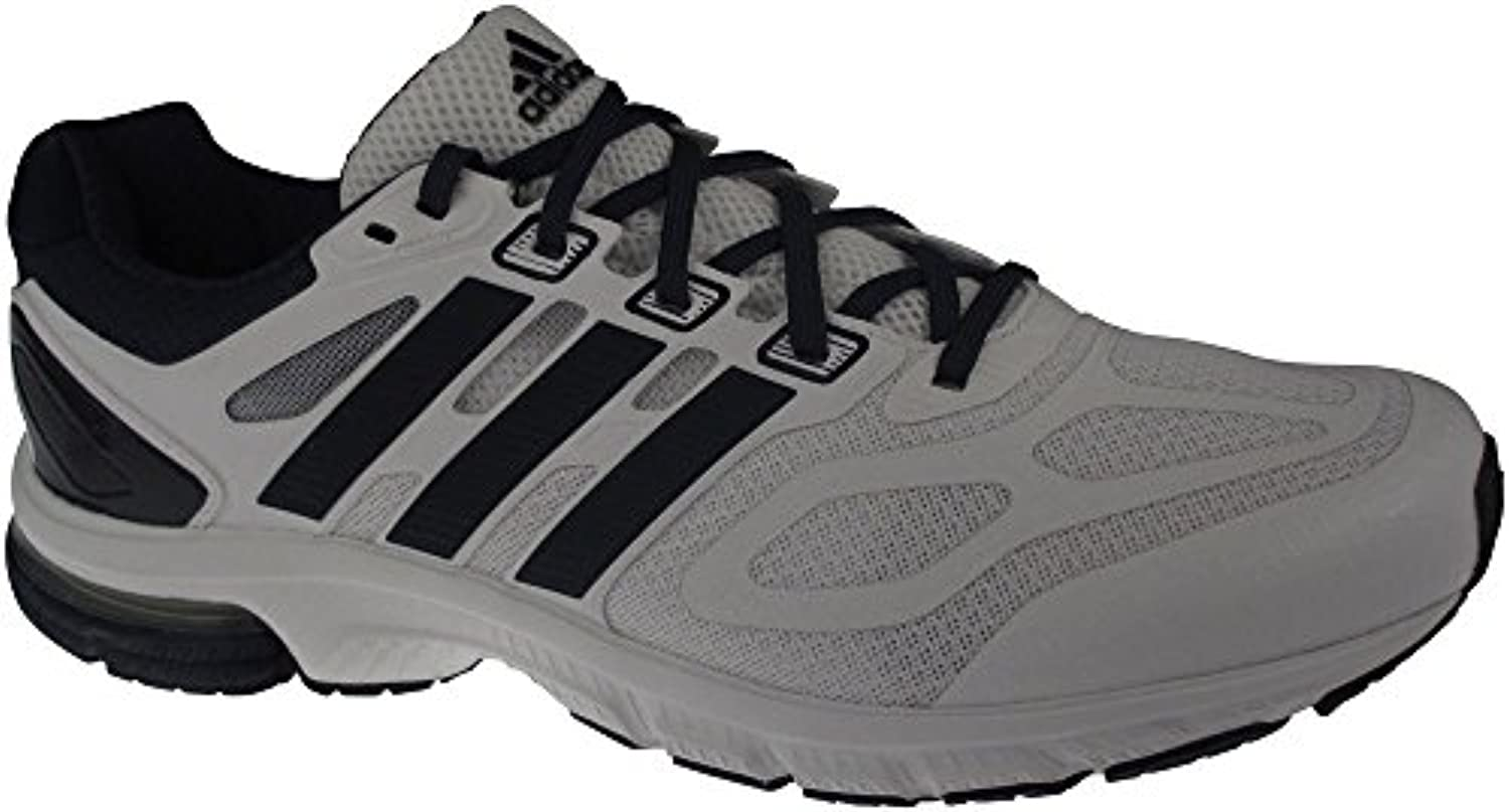 Adidas SM Supernova Sequence 6 M Running Sneaker Shoe - White/Navy/White - Mens - 9.5
