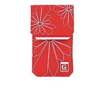 Golla  Mobile Ray Étui de protection pour Téléphone portable Rouge