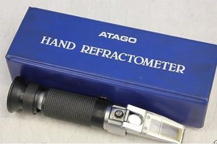 Atago Hand-held Refractometer N-1 brix 0.32%