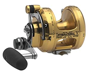 Penn Gold Label Series International VSX Extreme Two Speed Reel