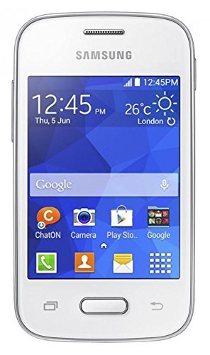Samsung Galaxy Pocket 2 G110M Unlocked GSM 4G HSPA+ Android 4.4 (KitKat) Smartphone - White