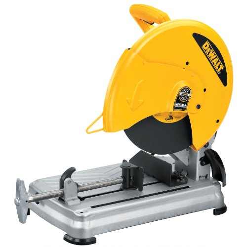 Link to DEWALT D28715 14-Inch Quick-Change Chop Saw