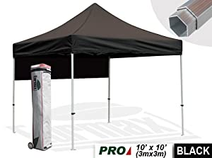 Eurmax Pro 10 x 10 Ez Pop Up Canopy Wedding PartyTent Instant Outdoor Gazebo Pavilion... by Eurmax Inc