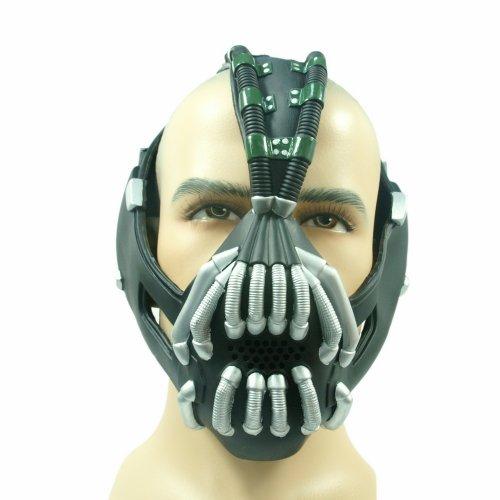 Bane Mask Costume Batman TDKR Full Adult Size - New V2 version Xcoser