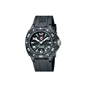 Luminox 0201 Sentry Series Black Dial Watch