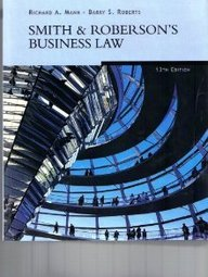 Freedom B/W Version: Smith & Roberson's Business Law
