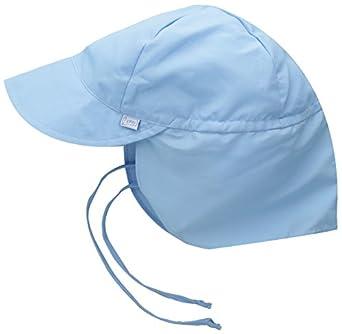 i play. Brim Newborn Sun Protective Hat, Light Blue, 0-6 Months