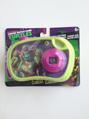 Teenage Mutant Ninja Turtles Play Camera