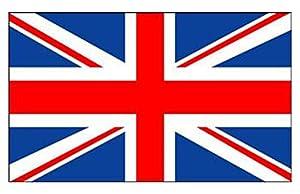 GT Britain (Union Jack) National Flag 5ft x 3ft