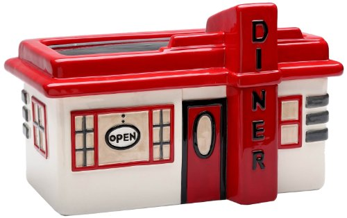 Ceramic Diner Cookie Jar