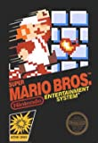 Super Mario Bros - Nintendo Entertainment System - NES