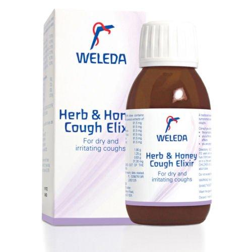 Weleda Herb and Honey Cough Elixir 100ml
