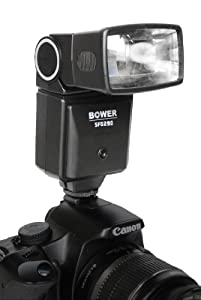 Bower SFD290 Digital Universal Automatic Flash for Canon, Minolta, Nikon, Olympus, Pentax, and Samsung by Bower