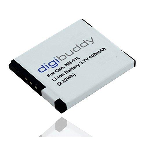 OTB Akku accu Batterie battery kompatibel zu Canon Ixus 125 HS / 132 / 135 / 140 / 145 / 150 / 155 / 160 / 165 / 170 / 240 HS / 265 HS Li-Ion