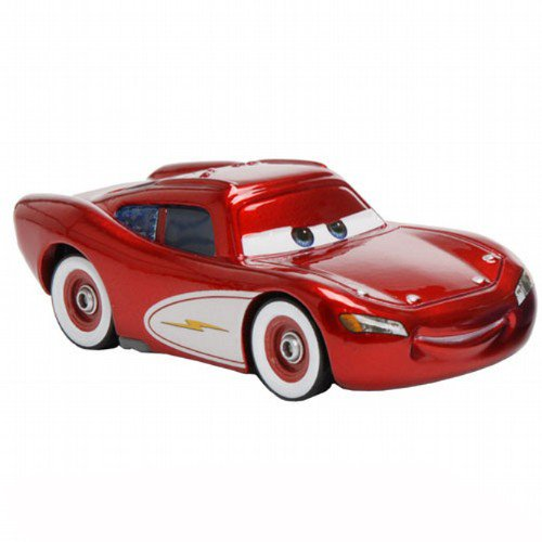 CRUISIN' LIGHTNING MCQUEEN Disney / Pixar CARS 1:55 Scale SUPERCHARGED Die-Cast Vehicle