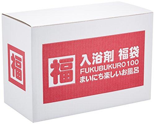 입욕 제 복주머니 100 개안심 일본제