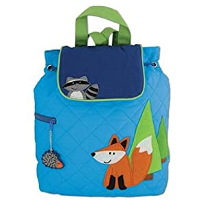 Stephen Joseph  QUILTED BACKPACK FOX
