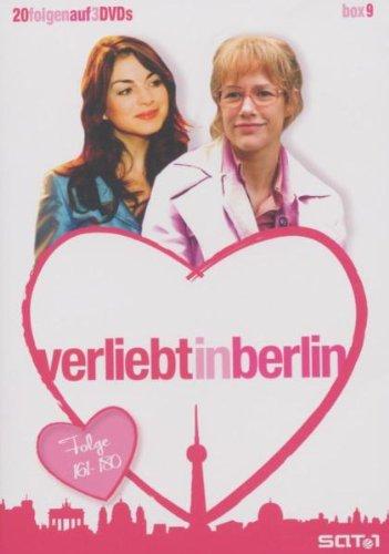 Verliebt in Berlin - Box 09, Folge 161-180 [3 DVDs]