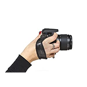 SPIDER LIGHT HAND STRAP スパイダー・ライト・ハンドストラップ カメラ用ハンドストラップ (ブラック)