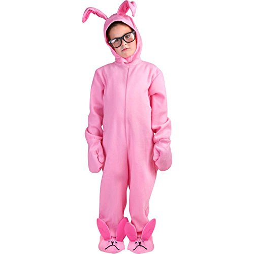 Child's Christmas Story Rabbit Costume (Lg)