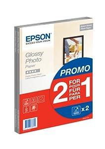 Epson Glossy Fotopapier
