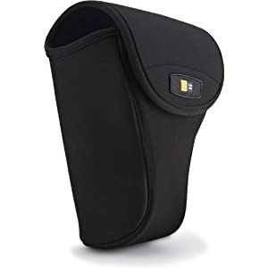 Case Logic SHC-101-BK DSLR Day Holster – Black
