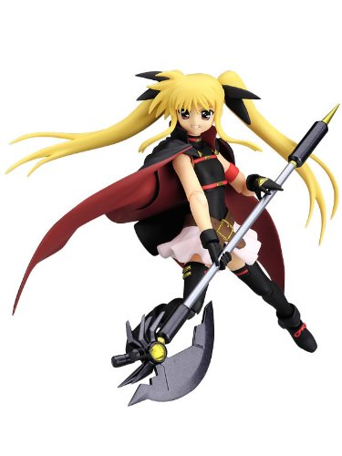 Magical Girl Lyrical Nanoha : Fate Testarossa The Movie 1st Ver. Figma Figure